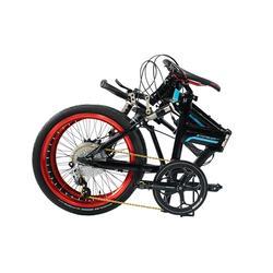 折叠自行车专卖店-酷骑自行车(在线咨询)图片