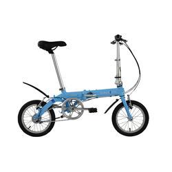 小轮折叠自行车生产厂家_酷奇大行折叠车图片