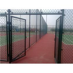体育场地围栏网的用途-四川体育场地围栏网-腾佰丝网制品图片