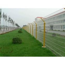双边丝护栏网-腾佰丝网厂家-青海双边丝护栏网图片