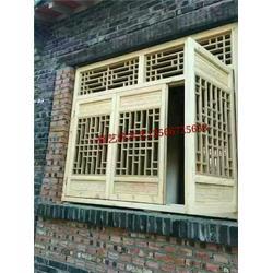 仿古门窗_聚艺坊木艺提供好服务_仿古门窗效果图图片