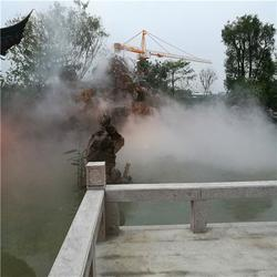 园林喷雾造景设备_广州鑫奥喷雾_海珠喷雾造景设备图片