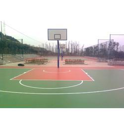 苏州篮球场场地 科迈奇体育 篮球场图片