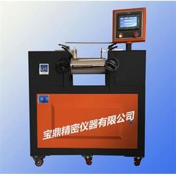 实验室小型双辊开炼机|宝鼎机械质量为根,诚信为本|开炼机图片