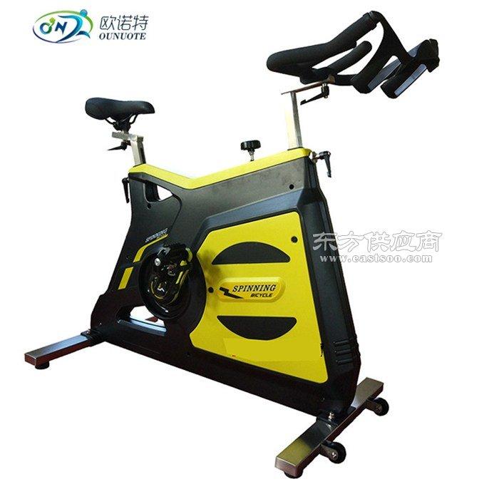欧诺特健身器材_动感单车_动感单车的优点图片