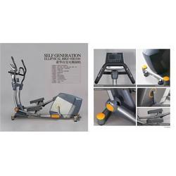 欧诺特健身器材,椭圆机,椭圆机安装图片