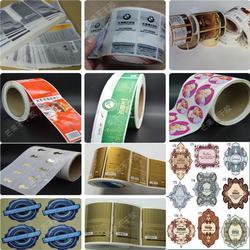 标签印刷 不干胶标签印刷厂 美度包装(优质商家)图片