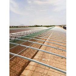 周口椭圆管大棚安装公司 欣荣温室工程 焦作椭圆管大棚