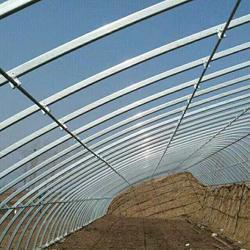 太原椭圆管温室-(【欣荣温室工程】)-椭圆管温室哪家的好图片