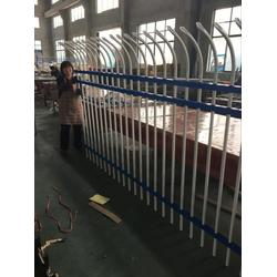 石家庄锌钢护栏_锌钢护栏_焊接锌钢护栏报价图片