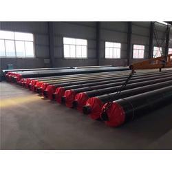 聚氨酯保温钢管生产厂家、聚氨酯保温钢管、华盾管道(多图)图片
