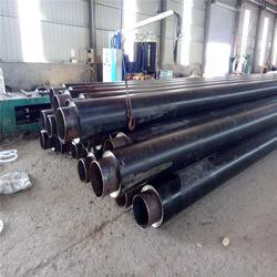 保温钢管|实体厂家|黑黄夹克聚氨酯保温钢管图片