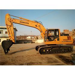昆明轮式挖掘机配件 恒特机械(在线咨询) 昆明轮式挖掘机图片