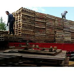 芜湖木托盘-合肥创林美木托盘-木托盘木包装箱厂家图片