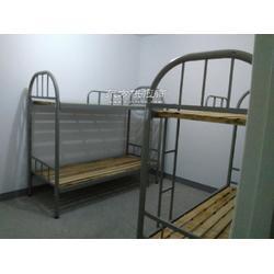 上下铺铁架床厂家直销宿舍床双层床高低床图片