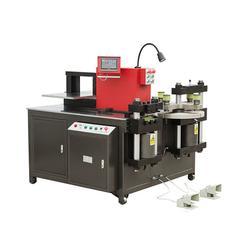力建铜排加工机|丽水铜排加工机|力建数控(查看)图片