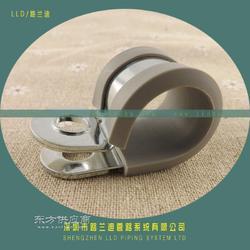 汽车配件Q686 QC370单管弹性夹片,单管夹片,线夹,不锈钢固定夹图片