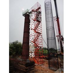酬勤施工梯笼安全爬梯优质产品厂家直销图片