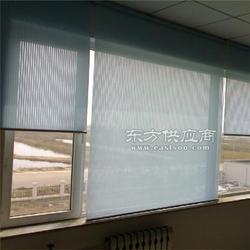 宏大志远专业订做电动办公窗帘卷帘、遮光帘、百叶帘 防水卷帘图片