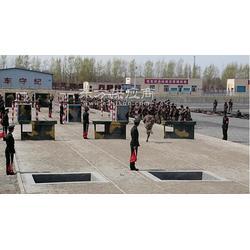 保定部队400米障碍训练器材厂家质量过硬有检验报告图片