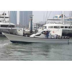 雅马哈钓鱼艇代理、雅马哈钓鱼艇、福仕豪游艇图片