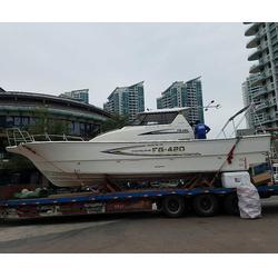 FG420钓鱼艇哪家好-福仕豪游艇-FG420钓鱼艇图片