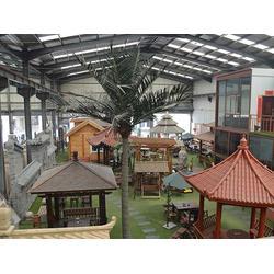 休闲娱乐小木屋-晋中木屋-艺纬景观建材厂(查看)图片