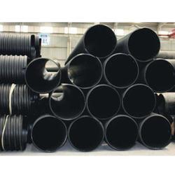 钢带增强波纹管_山东中大塑管_钢带增强波纹管型号图片