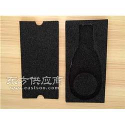 昆山加工硬40°A料EVA海绵脚垫不干胶自粘圆形EVA垫防滑泡棉垫定做图片