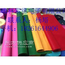 郑州供应高密度、工业毛毡、吸油、密封、防尘 隔音、阻燃、羊毛毡、毛毡工厂图片