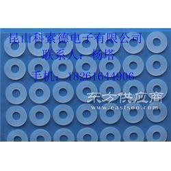 常州供应透明硅胶垫、防水硅胶垫圈、自粘硅胶脚垫图片