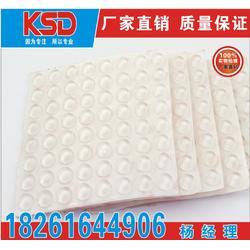 厂家直供硅胶垫、背胶硅胶垫、防滑硅胶垫片图片