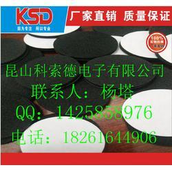 无锡专业生产方形EVA泡棉垫、EVA脚垫 黑色单面背胶EVA防滑垫图片