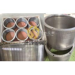 厂家生产糖厂专用滚筒筛 刮刀式过滤器滤网图片
