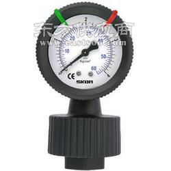 台湾协钢PP充油式隔膜压力计图片