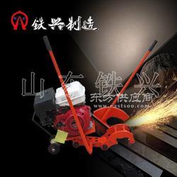 KDJ-II电动锯轨机工厂_解决方案图片