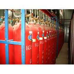 混合气体灭火订购|无锡博海消防设备|云南混合气体灭火图片