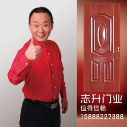金华钢木门-志勇门业耐磨耐用-钢木门厂家图片