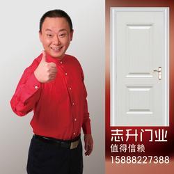 室内钢木门-室内钢木门出口-志勇门业(优质商家)图片