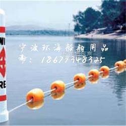 水库拦污浮筒 滚塑厂家出售浮漂 塑料拦污排图片