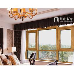 实木门窗-铝木门窗-新欧门窗口碑好(查看)图片