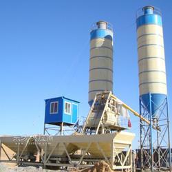 混凝土搅拌站设备 商砼搅拌站 低价小型混凝土搅拌站厂家图片