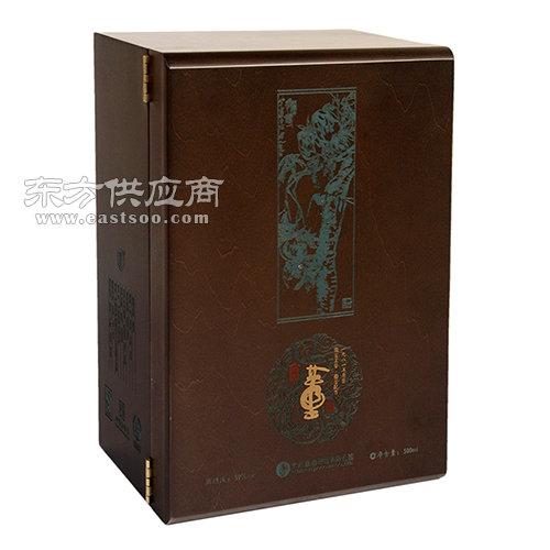 贵州白酒木盒-智合生产白酒木盒-直销木盒图片