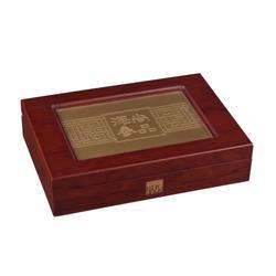 哪家木盒好,智合木业 木制食品盒公司-皮质木制食品盒