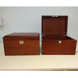 工藝骨灰盒、密度板骨灰盒、智合工廠出口骨灰盒(查看)圖片