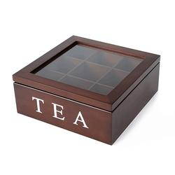 茶叶木礼盒生产厂家-成都茶叶木礼盒-木盒定制哪家好,智合图片