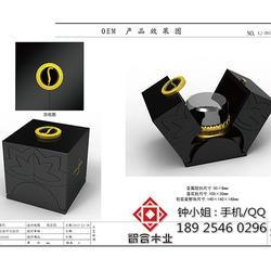 江苏木制保健品盒-木制保健品盒定做-智合木业图片