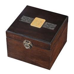 重庆实木茶叶盒_智合木业、木质茶叶盒_实木茶叶盒制造厂家图片