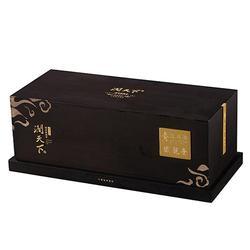 茶叶小木盒定做、智合木业、茶叶木礼盒、手提小木盒图片
