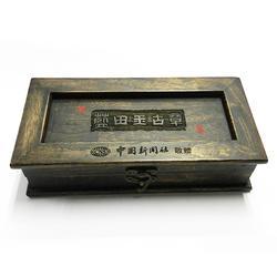 智合木业、木工艺品盒(图)、工艺木盒、花梨木工艺木盒图片